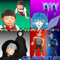 Azure Star BIG SALE Bundle 5-In-1
