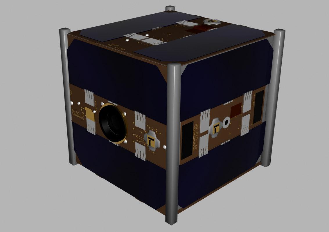 swiss cube 3d model