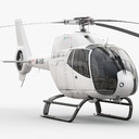 Eurocopter EC120 3D models