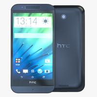 htc desire 510 3d max