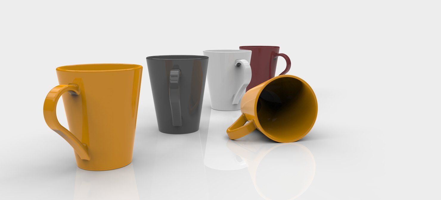 cup 3d ige