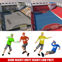 Street soccer GAME PACK