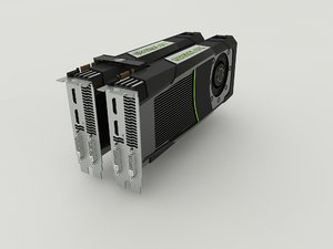 3d nvidia graphic card
