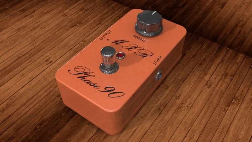 dunlop mxr vintage phase 3d 3ds