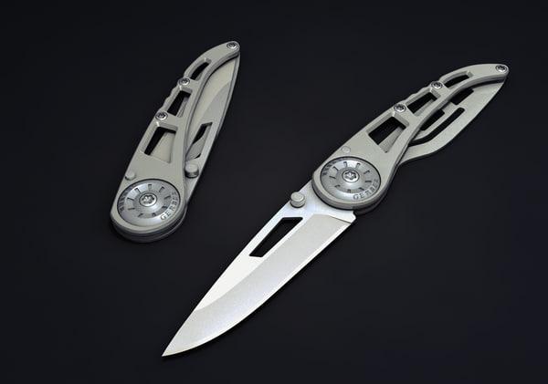 knife c4d free