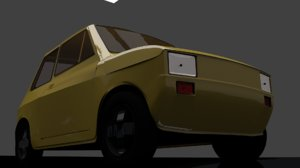 old fiat 126 3ds free
