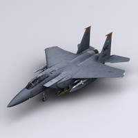 F-15E Strike Eagle 391st FS Operation Enduring Freedom