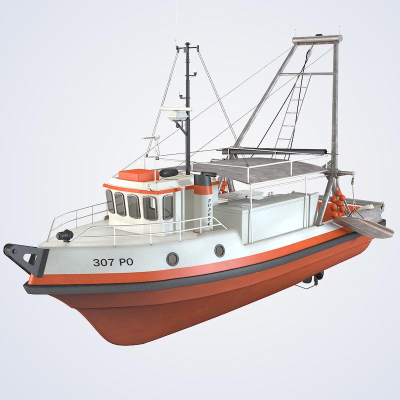 max fishing boat