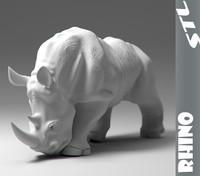 Rhino STL