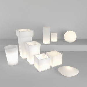 free 3ds mode floor lamps
