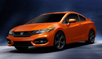 3ds max honda civic coupe si