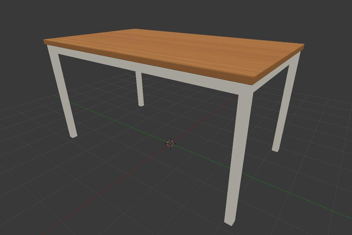 fbx kitchen table