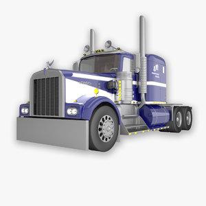 w900 tractor ma