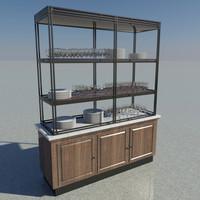 display cabinet max