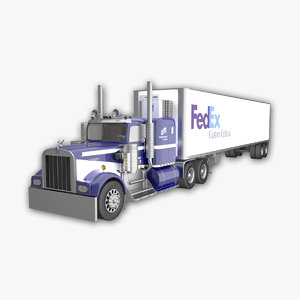 w900 semi-trailer reefer max