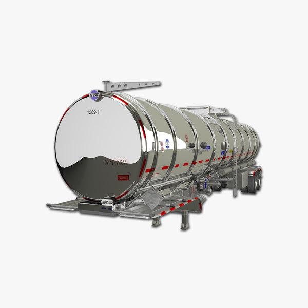 tytal fuel trailer fbx