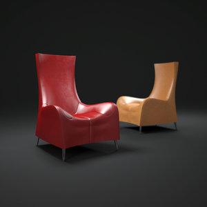 de-sede-264-sessel 3d max