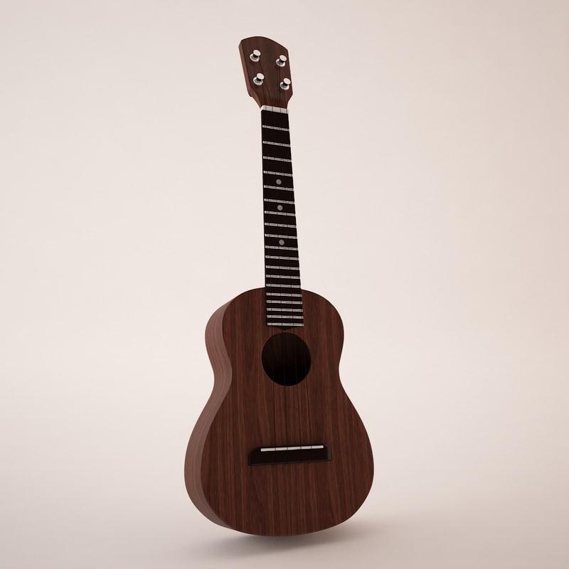 ukulele soprano max