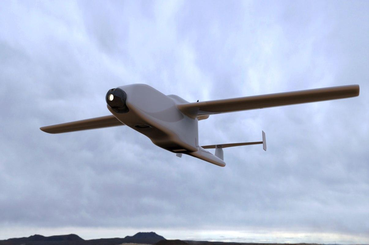 3ds uav drone