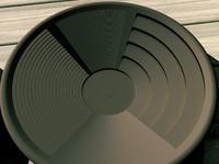 3dsmax tom gold pan