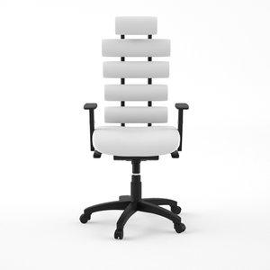 zuo unico modern office 3d max