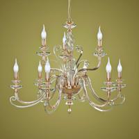 3dsmax chandelier euroluce lampadari alicante