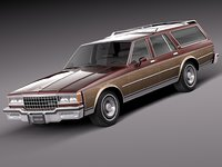 Chevrolet Caprice Estate Wagon 1978