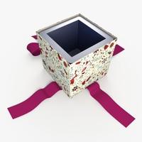 max christmas gift present box