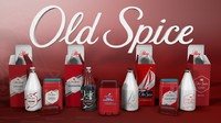 old spice 3d model