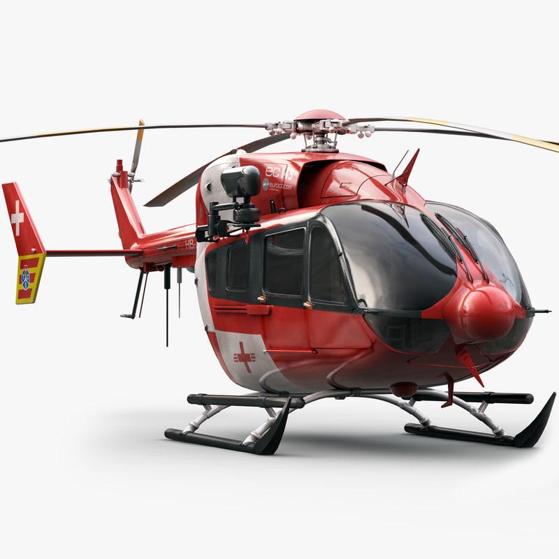 eurocopter ec 145 medical max