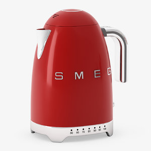 3ds max smeg kettle