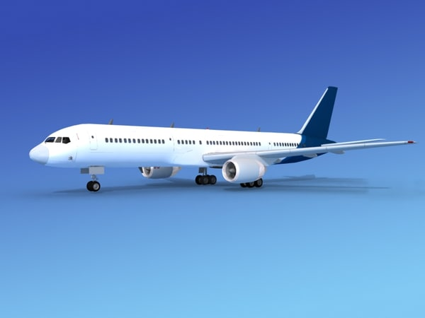 dxf airline boeing 757 757-200