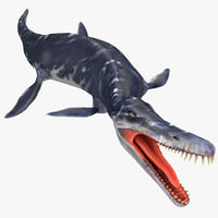 3ds max kronosaurus rigged