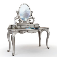 3ds max habersham dressing table