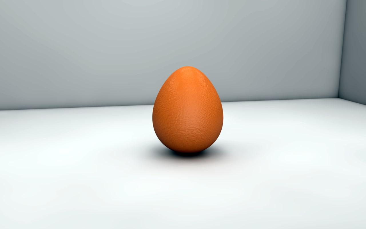 cinema4d egg