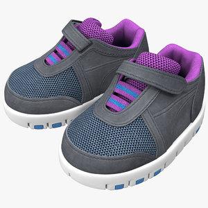 kids tennis shoes 3ds