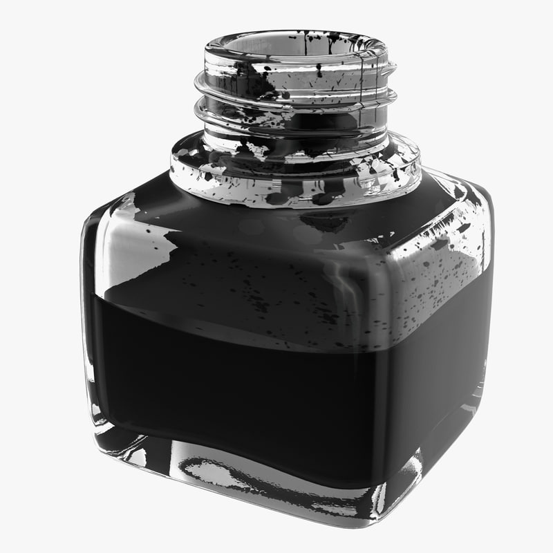 ink bottle 3ds