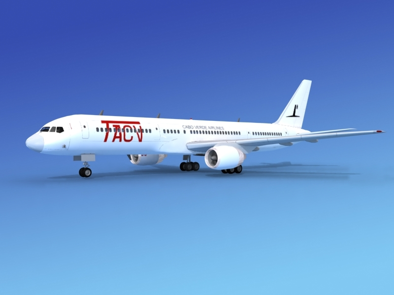 airline boeing 757 757-200 max
