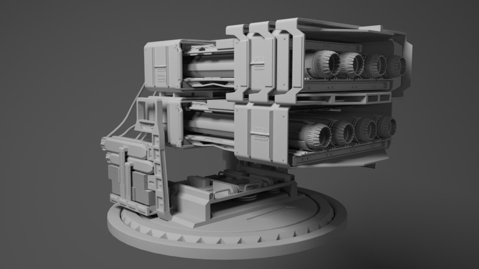 sci-fi air defense max