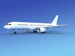 lwo airline boeing 757 757-200