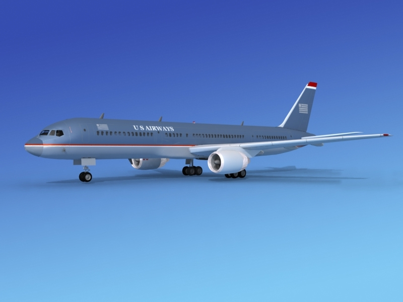 airline boeing 757 757-200 dwg
