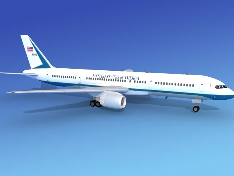 3ds airline boeing 757 757-200