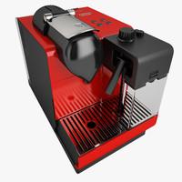3d nespresso lattissima ice