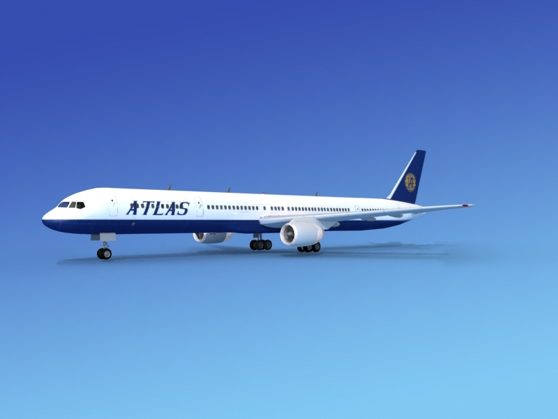 airline boeing 757 757-300 max
