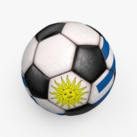 3ds max soccerball ball