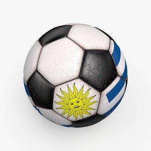 3ds max soccerball ball
