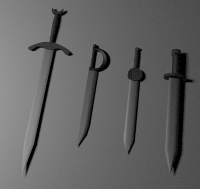 set swords max