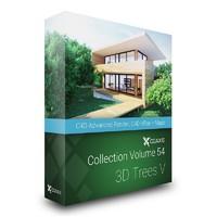 trees volume 54 v c4d