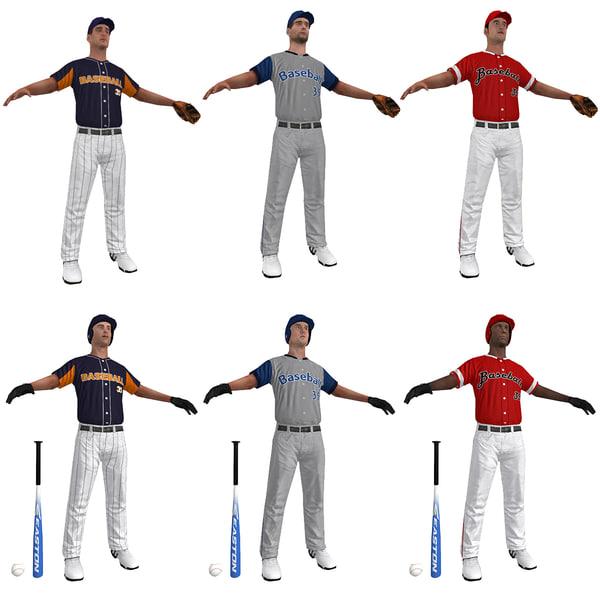 baseball players ball max