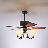 Bear Ceiling Fan